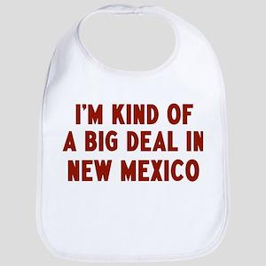 Big Deal in New Mexico Bib