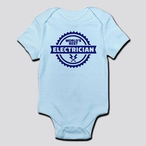 World's best electrician Body Suit