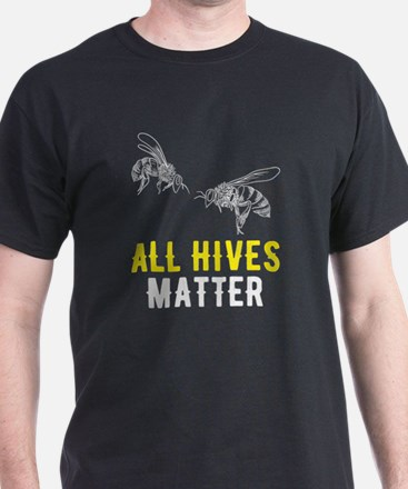 Unique Bee hives T-Shirt