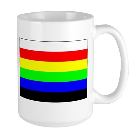 Large Fifth World Mug