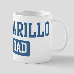 Amarillo dad Mug