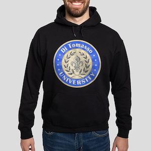 Di Tomasso Last Name University Hoodie (dark)