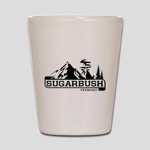 Sugarbush Shot Glass