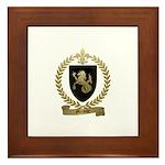 MIRANDE Family Crest Framed Tile