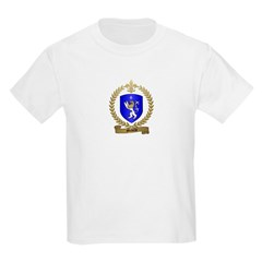 MICHELLE Family Crest Kids T-Shirt