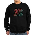 Unsocialized Sweatshirt (dark)