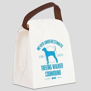 Dog Walker NUMs Canvas Lunch Bag