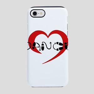 hearty dance iPhone 8/7 Tough Case