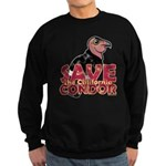 Save the California Condor Sweatshirt (dark)