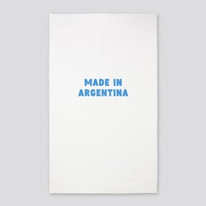 Made in Argentina Area Rug
