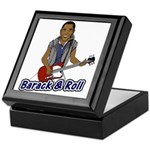 Barack and Roll Funny Obama S Keepsake Box