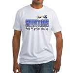 Snowstorms - Good Thing Fitted T-Shirt