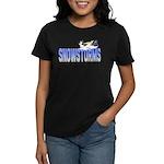 Snowstorms - Good Thing Women's Dark T-Shirt