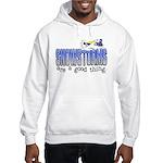 Snowstorms - Good Thing Hooded Sweatshirt