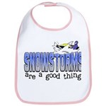 Snowstorms - Good Thing Bib