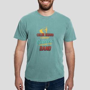 Color Guard - Runnin' Circles Around T T-Shirt