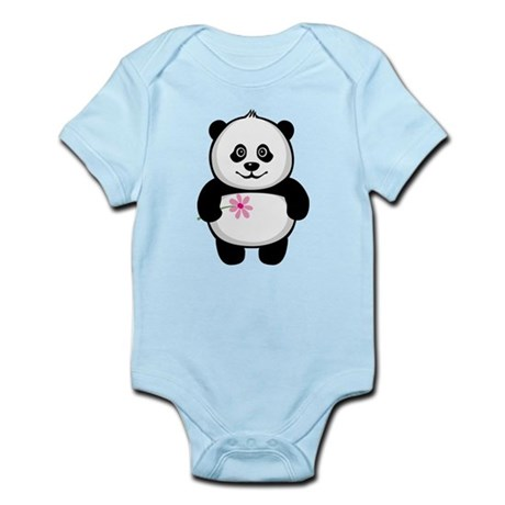 Little Panda Infant Bodysuit