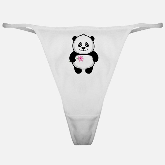 Little Panda Classic Thong