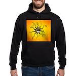 Psychedelic Sun Hoodie (dark)