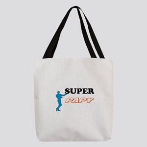 MOM / DAD / MOMMY / MAMAN / PAP Polyester Tote Bag