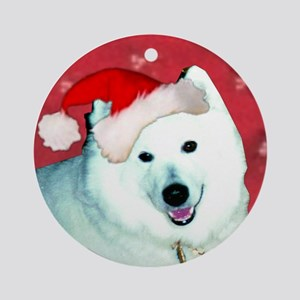 Blizzard Ornament (Round)