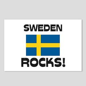 Sweden Rocks! Postcards (Package of 8)