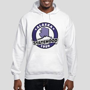 Alaska Pride! Hooded Sweatshirt