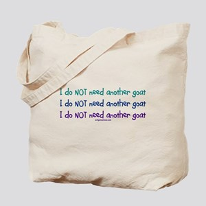 Another goat, funny Tote Bag
