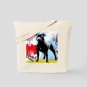 Staffys Rule Tote Bag