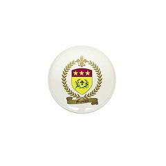 MIGNEAULT Family Crest Mini Button (100 pack)