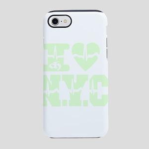 ich liebe NYC iPhone 8/7 Tough Case