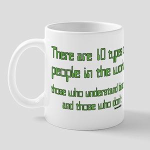 10 Types Mug