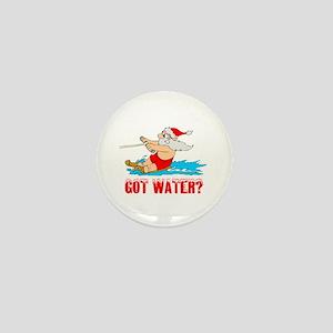 Got Water? Mini Button