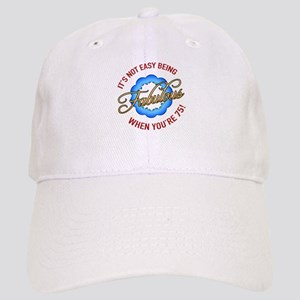 Fabulous 75th Birthday Cap