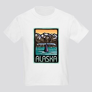 Alaska Pride! Kids Light T-Shirt