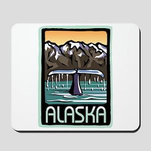 Alaska Pride! Mousepad
