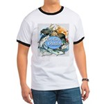 Carolina Outdoors Game Animal Ringer T