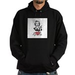 You Ain't Shit If You Can't Knit Hoodie (dark)