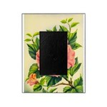 Pink Hibiscus Beautiful Painting Print Picture Fra