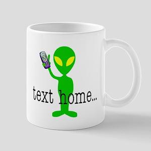 text home Mug