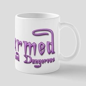 Charmed and Dangerous Mug