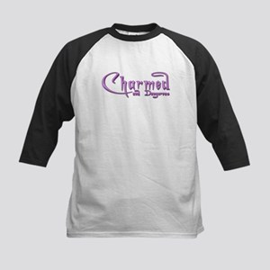 Charmed and Dangerous Kids Baseball Jersey