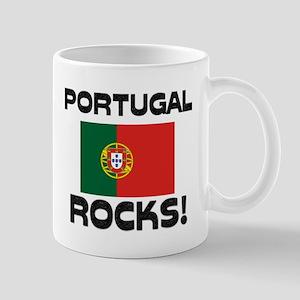 Portugal Rocks! Mug