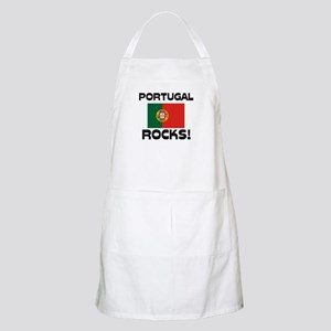 Portugal Rocks! BBQ Apron