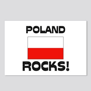 Poland Rocks! Postcards (Package of 8)