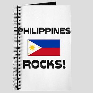 Philippines Rocks! Journal