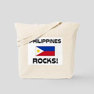 Philippines Rocks! Tote Bag