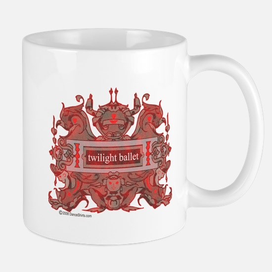 Twilight Ballet Crest Mug