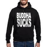 Buddha Sucks Hoodie (dark)