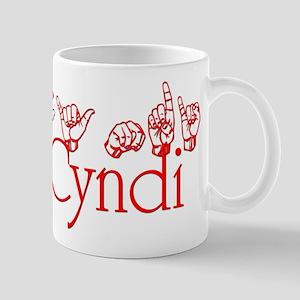 Cyndi Mug